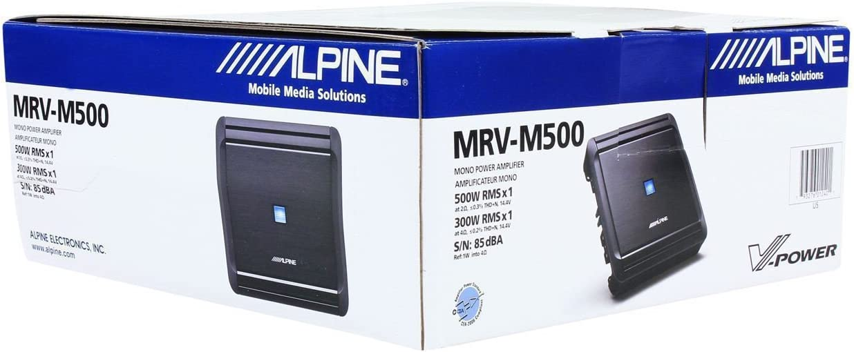 Alpine Mrp F250 4 Channel Amp Wiring Diagram