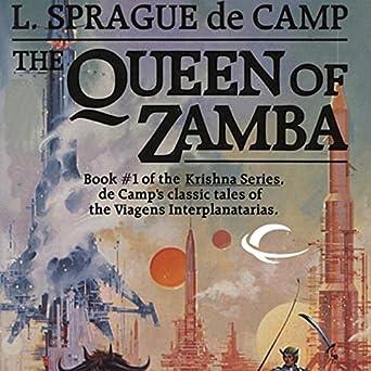 Amazon com: The Queen of Zamba: Krishna, Book 1 (Audible