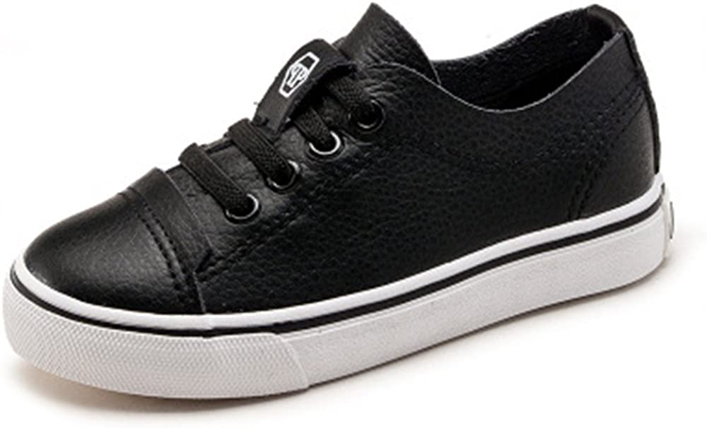 MINIKATA Kids Canvas Sneaker Slip-on Baby Boys Girls Casual Fashion Shoes