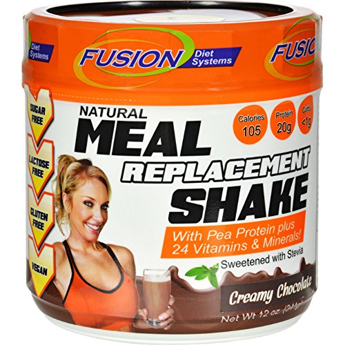 Fusion Diet Systems Meal Replacement Shake - Creamy Choco...