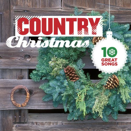Amazon.com: 10 Great Country Christmas Songs: Various artists: MP3 ...