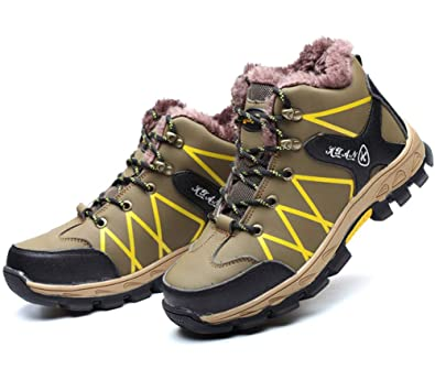 663a5a5f8b40d Amazon.com | TQGOLD Men's Women Hiking Shoes, Steel Toe Work Safety ...