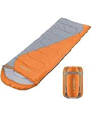 FIT NATION Viking Trek 350x Sleeping Bag Warm 350g Filling /& Breathable,