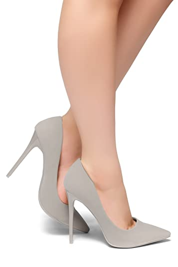 81d992f0bb Image Unavailable. Image not available for. Color: Herstyle Women's  Katherina- Sueded Heel with Lightly Pointed Toe ...