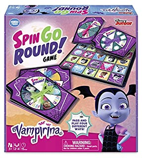Wonder Forge Disney Junior Vampirina Spin Go Round! Game (B076N3D73H) | Amazon price tracker / tracking, Amazon price history charts, Amazon price watches, Amazon price drop alerts