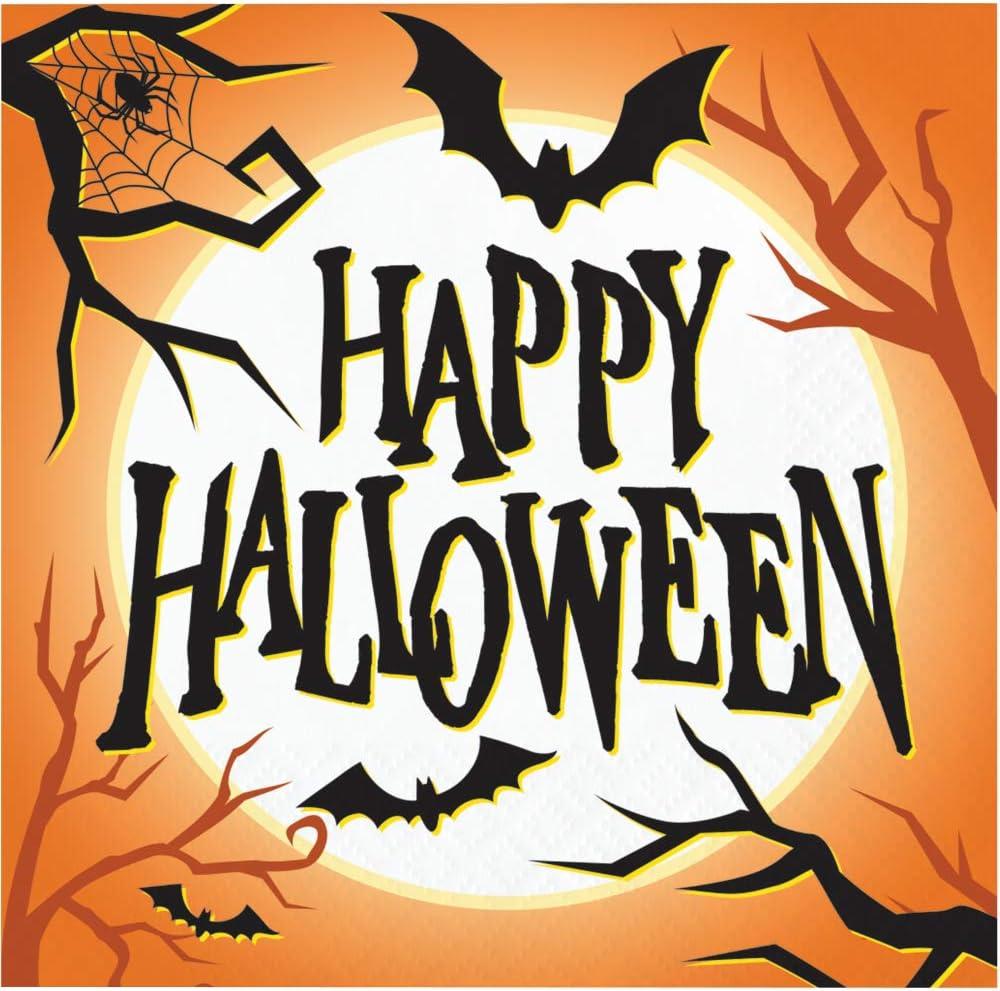 Happy Halloween Napkins