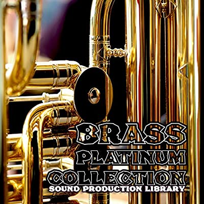 BRASS PLATINUM Collection - HUGE Sound Library and Production tools 1,94GB on DVD from SoundLoad