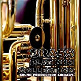 Brass Platinum Collection - Large Unique WAV/Kontakt Multi-Layer Samples Studio Library on DVD or download