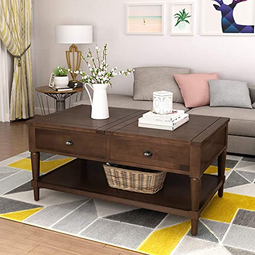 Depointer-Life Lift Top Coffee Table