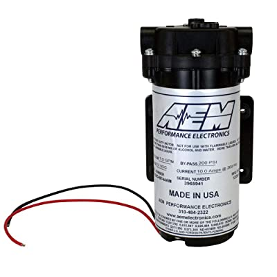 AEM 30-3015 Water/Methanol Injection Pump: Automotive