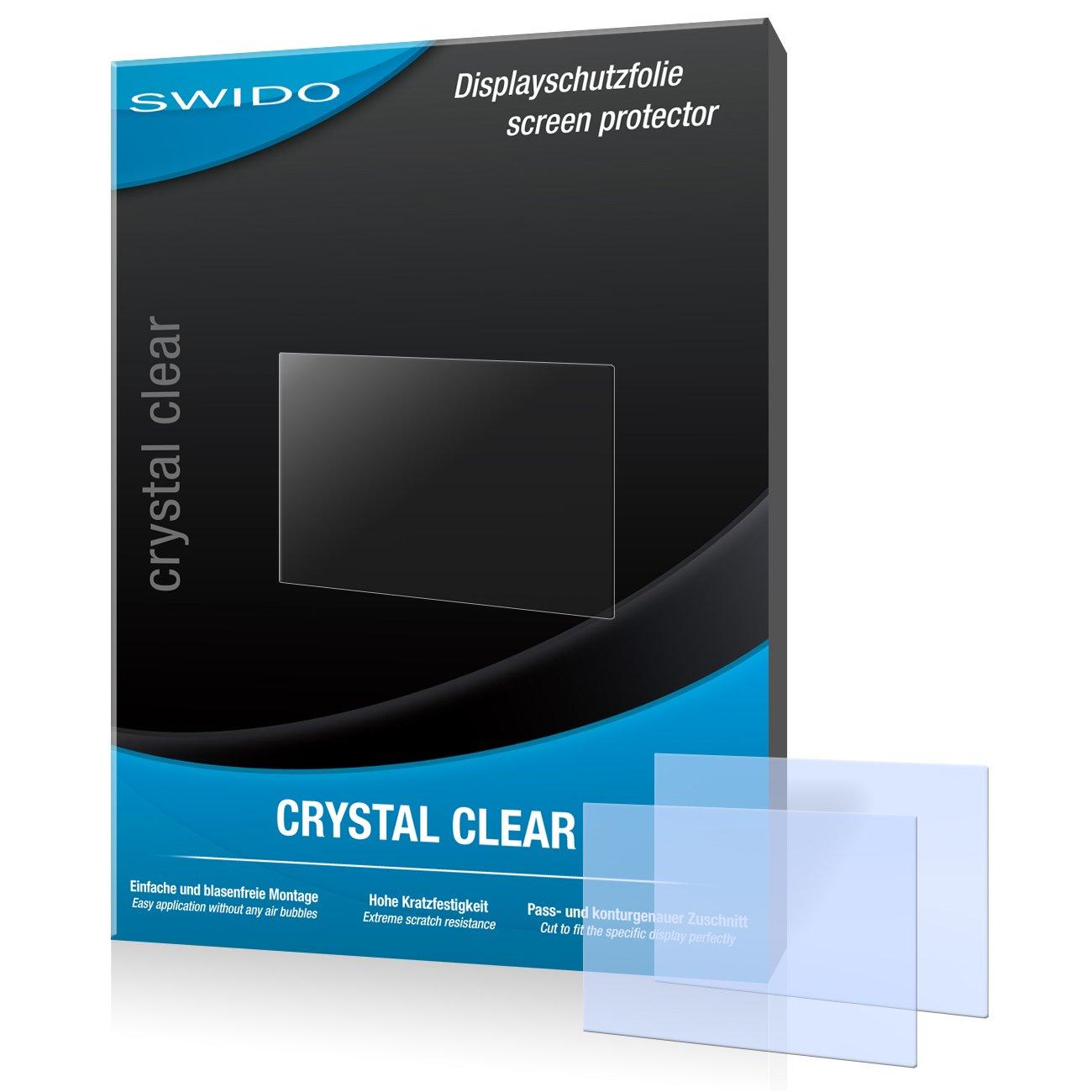 4 x SWIDO/® Protector de pantalla Sony Xperia Z Ultra Protectores de pantalla de pel/ícula CrystalClear invisible