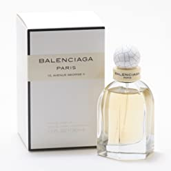 New Authentic BALENCIAGA PARIS 1.7 Oz Eau De Parfum (EDP) Spray for Women