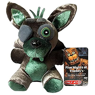 Funko Five Nights at Freddys Phantom Foxy - Target Exclusive 6