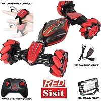 Sisit Coche Teledirigido,Stunt Car Toy,Stunt RC Car,Gesture Sensing