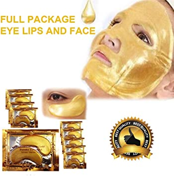 masque anti ride visage or