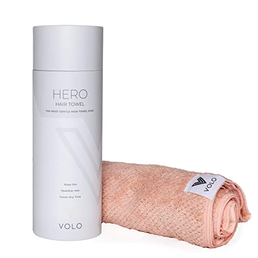 The VOLO Hero Hair Towel travel product recommended by Christina Cioffi on Lifney.