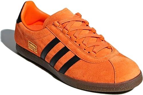 adidas Trimm Star Trainers Men Orange, 5.5 UK: Amazon.co.uk: Shoes ...