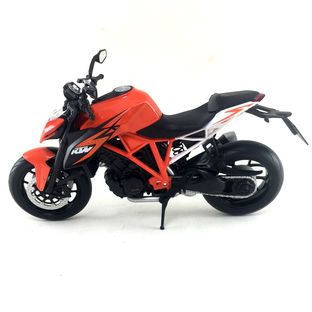 Amazon.com: KTM 1290 Super Duke R Welly 1: 10 Escala ...