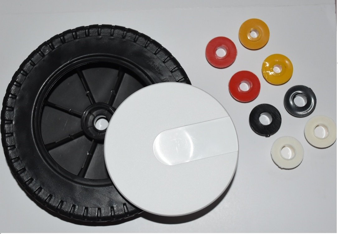 Oregon Universal Wheel for All Common Lawn Mowers 200 mm Oregon Blount