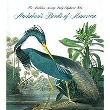 Audubon's Birds Of America: The National Audubon Society Baby Elephant Folio