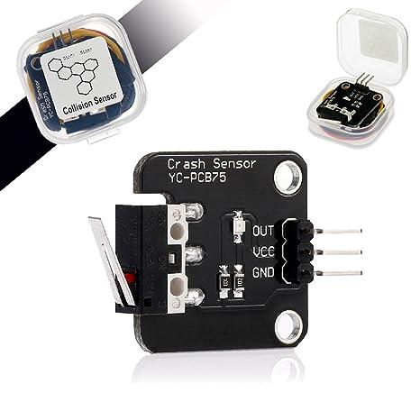 LDTR HM0013 - Interruptor de límite de Sensor de colisión para ...