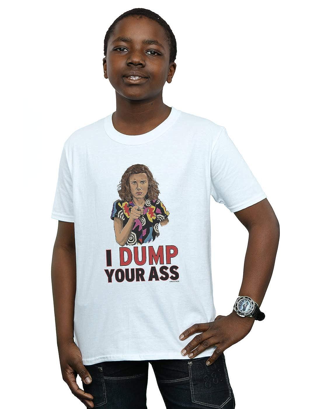 Pennytees Boys I Dump Your Ass T-Shirt