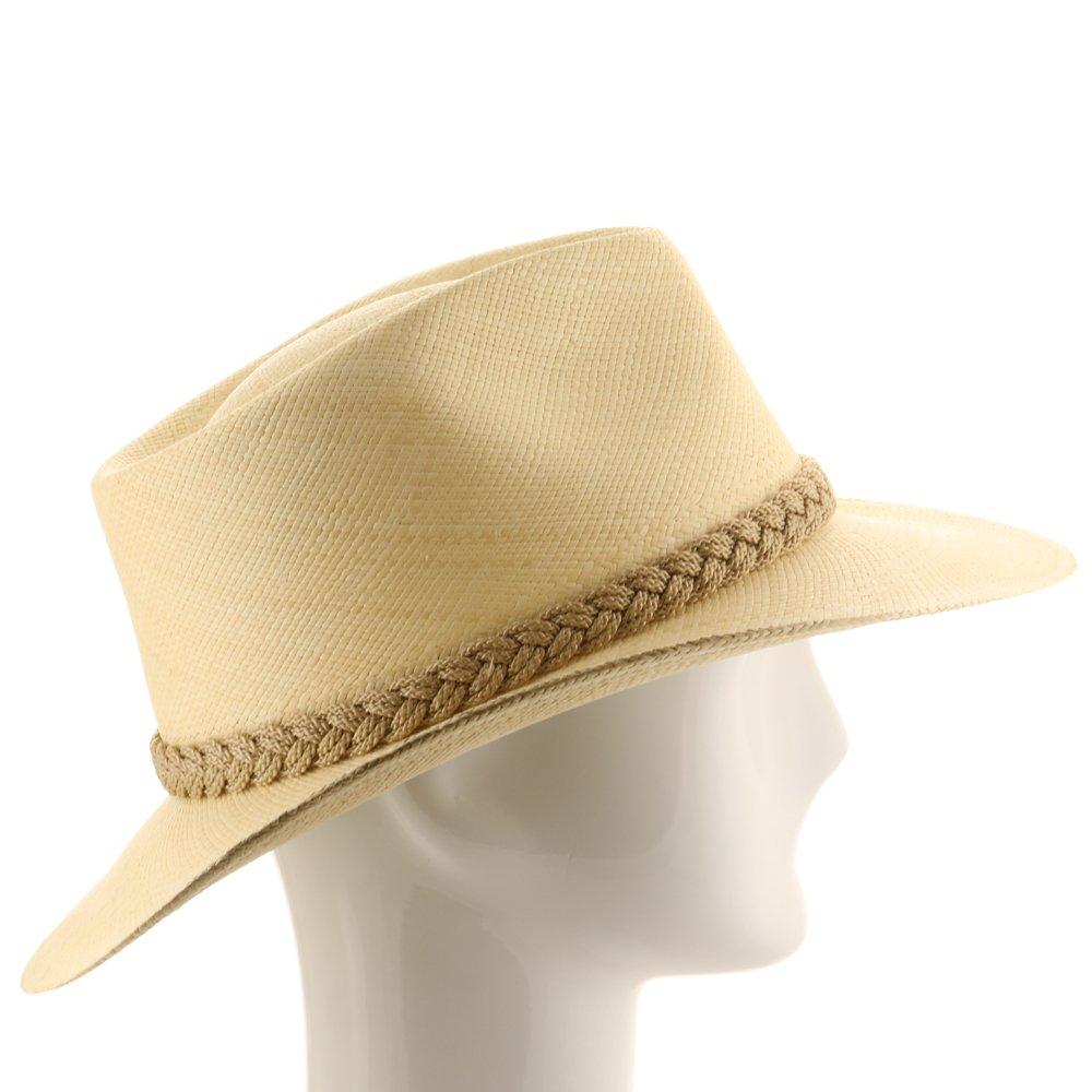 9dbb6ffbfcf6 Ultrafino Authentic Aficionado Straw Panama Hat at Amazon Men's Clothing  store