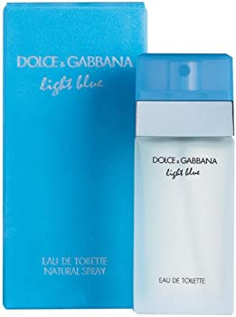 D & G Light Blue Dolce Gabbana Perfume