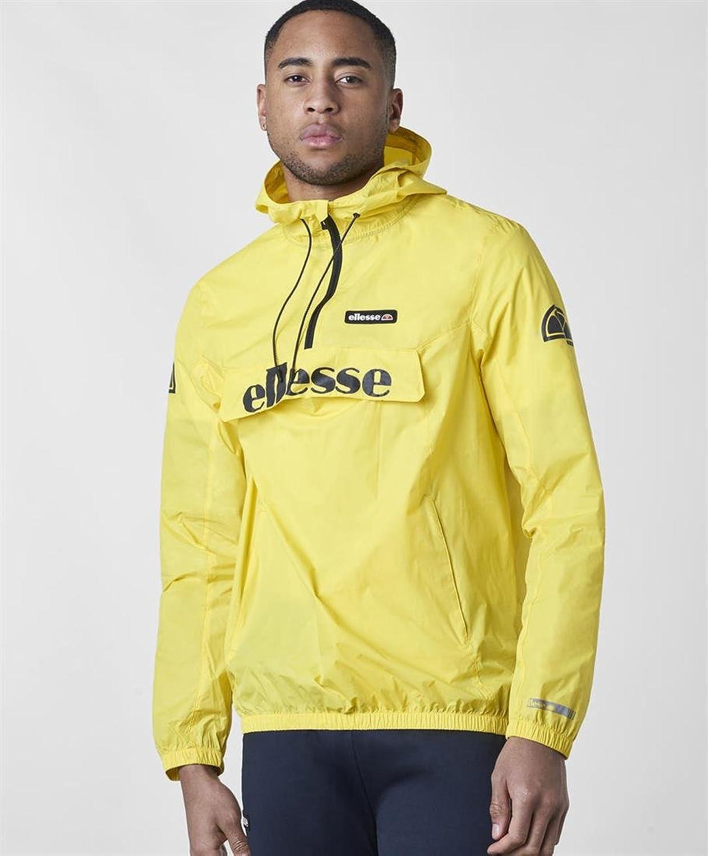 Veste ellesse homme jaune