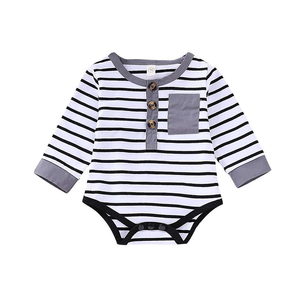 1e7b9b3b8079 Amazon.com  Drindf Boys Clothing Newborn Infant Toddler Baby Girl ...