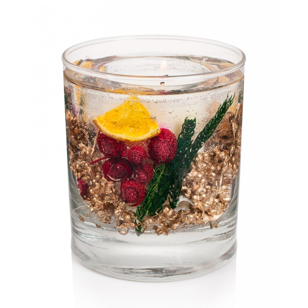 Stoneglow Candle Winter Spice Gel Tumbler