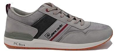 Scarpe da Uomo Pierre Cardin Sneakers Eco Pelle estive