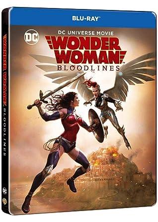Wonder Woman : Bloodlines [Francia] [Blu-ray]: Amazon.es ...