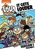 house dvd season 1 - The Loud House: It Gets Louder - Season 1, Volume 2