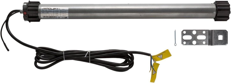 4-canaux TDRCT 04 pour volet roulant avec t/él/écommande portable Timer JAROLIFT 3x Moteur tubulaire radio TDEF 10Nm//14tr minuteur