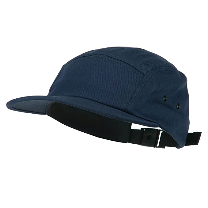Amazon.com: Classic Jockey Cap – Azul Marino, talla única ...