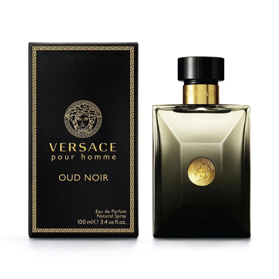 Versace Oud Noir Eau De Parfum Amazoncouk Beauty