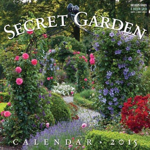 Read Online Secret Garden 2015 Wall Calendar by Workman Publishing (2014-07-21) PDF