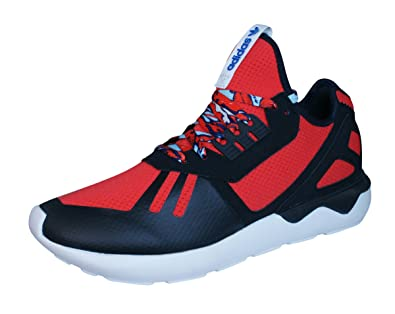 la meilleure attitude b2f2a b780b adidas Original Tubular Runner Baskets Homme-Red-40.5 ...