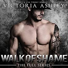 Walk of Shame: The Full Series Audiobook by Victoria Ashley Narrated by Alexandra Shawnee, Beckett Greylock