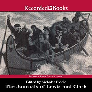 The Journals of Lewis and Clark Audiobook
