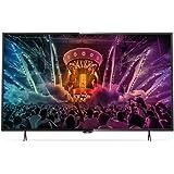 "Philips 6000 series 55PUH6101 55"" 4K Ultra HD Smart TV Wifi - Televisor (IEC, 4K Ultra HD, A+, 16:9, Zoom, Negro)"