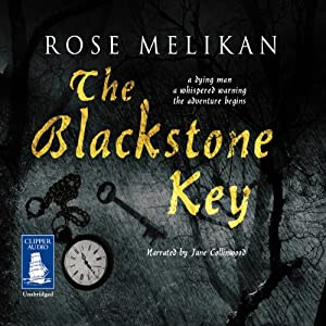 The Blackstone Key Hörbuch