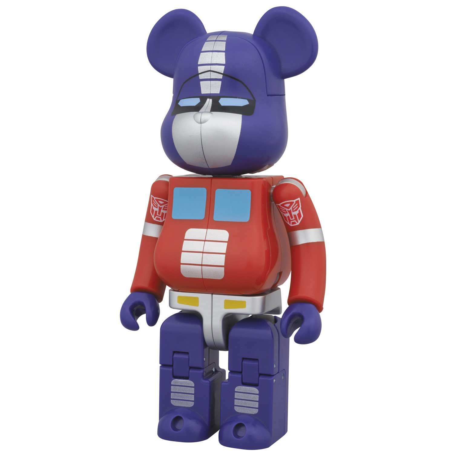 f39582b3 BE@RBRICK × TRANSFORMERS OPTIMUS PRIME (japan import), Action & Toy Figures  - Amazon Canada