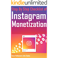 Step By Step Checklist of Instagram Monetization (English Edition)