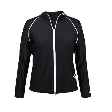 461d57bced8 UV SKINZ UPF 50+ Women s Water Jacket at Amazon Women s Coats Shop