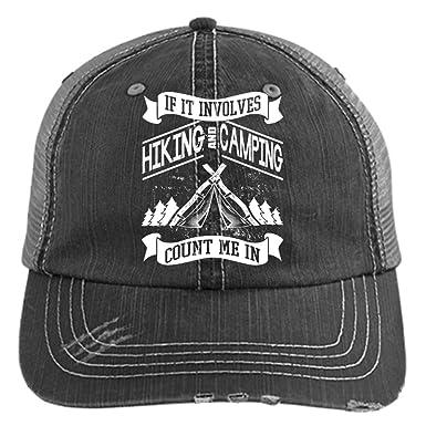 1f0c7eab42cb0 Hiking And Camping Trucker Cap