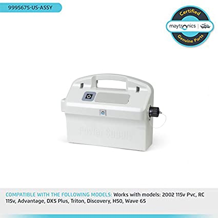 Amazon.com: Maytronics 9995675-us-assy Fuente de ...