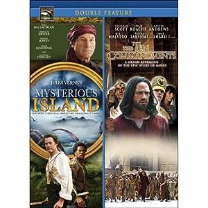 Mysterious Island/The Ten Commandments