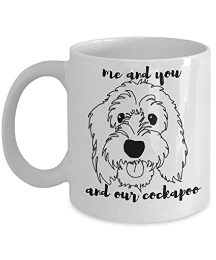 Amazon Cockapoo Mug